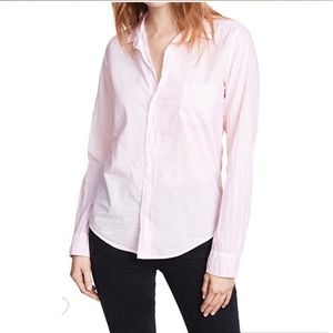 Frank & Eileen Barry Pink Button Down Shirt